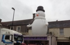 Missing Wicklow snowman: Some new leads
