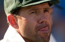 Cricket: Australia's Ponting bows out on his terms