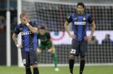 Inter Milan deny blackmailing Wesley Sneijder into signing new deal