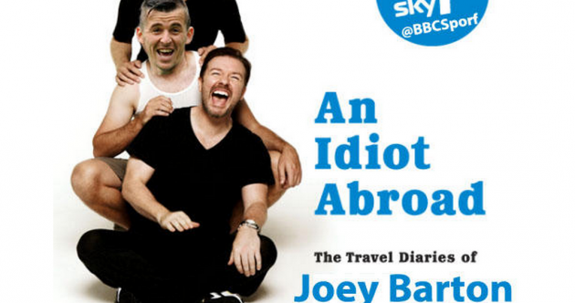 No offence, Joey! It's the sporting tweets of the week