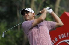 Nicolas Colsaerts and Bill Haas take early joint lead in Sun City
