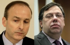 Media face-off: Cowen and Martin take to the mics