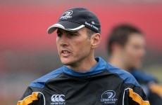 Girvan Dempsey appointed Leinster Academy manager