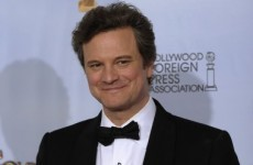 Golden Globe winner Colin Firth 'might lose Oscar' over claims George VI was anti-Semitic