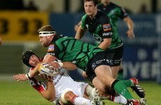Wilkinson and Loughney back in Connacht side to face Edinburgh