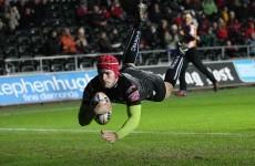 Pro12: Ospreys soar to win over Blues