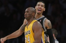 Kobe Bryant: NBA players have a great work ethic nowadays... thanks to me