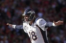 Peyton Manning meets Peyton Manning