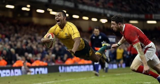 Third tier: Beale breaks Welsh hearts in last-gasp Wallabies win