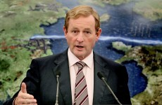 Fine Gael support slides in latest poll on voting intention