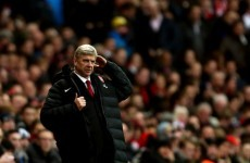 Wenger won't walk away from Arsenal mid-season