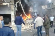 Fifteen killed in Syria car bombing