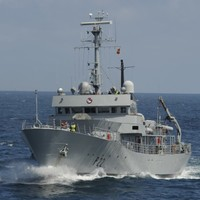 Naval Service detain fishing vessel off Cork coast