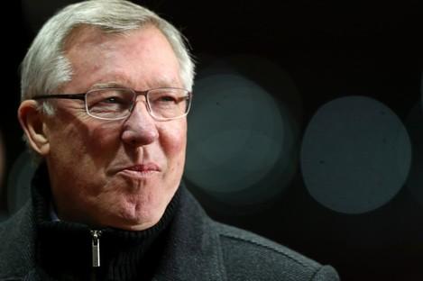 The United boss has earmarked Jose Mourinho as a potential successor.