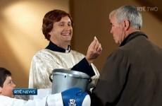 "Bishops claim Mario Rosenstock sketch is ""grossly offensive"""
