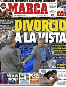 'Divorce on the horizon'? Mourinho rubbishes Madrid exit reports