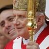 Pope joins Twitter at @pontifex - but won't tweet until next week