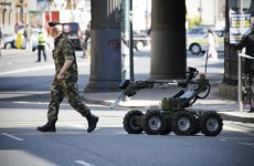 Army bomb disposal team destroys old artillery shell found in Ranelagh