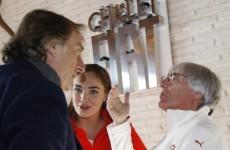 Ferrari boss di Montezemolo hits back at 'elderly' Ecclestone