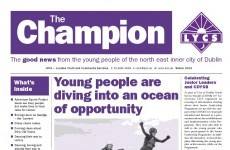 Tired of bad news, teens launch free positive newspaper