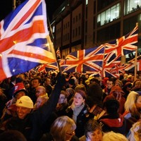 Pics: Protests in Belfast as council votes to restrict flying of Union flag