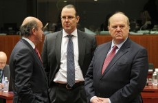 A busy week for Noonan as EU banking union talks precede Budget 2013