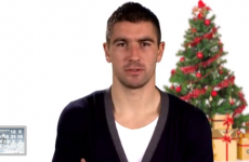 VIDEO: Aleksandar Kolarov's humourless rendition of 'Jingle Bells'