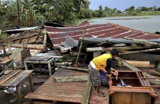 Typhoon Bopha kills at least 40 in Philippines
