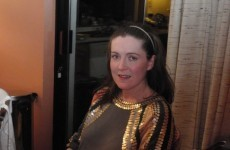 Search resumes for missing Blathnaid