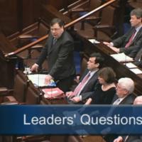 Cowen issues legal challenge to Sinn Féin's Ó Caoláin