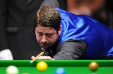 UK Championship: Carter leads way into last 8