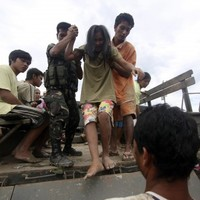 238 dead, hundreds missing following Philippines typhoon