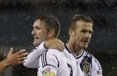 Gone but not forgotten: Keane hails Beckham impact