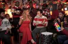 WATCH: All I Want For Christmas Is You... with Mariah and Jimmy Fallon