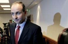 Micheál Martin confirms cabinet resignation