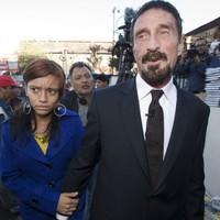 Fugitive McAfee seeks asylum in Guatemala