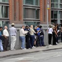 Unemployment falls as 1,500 come off Live Register