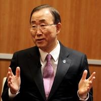 Ban Ki-Moon: Rich countries 'to blame' for climate change