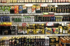 Wine up by €1 a bottle, beer increasing by 10c a pint