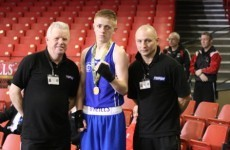 Boxing: Walker looking to turn bronze to silver