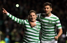 Hoop dreams: Late Commons penalty sends Celtic into last 16