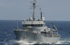 Naval Service detain Spanish fishing vessel off Cork coast