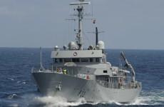 Naval Service detain Spanish fishing vessel off Cork coast
