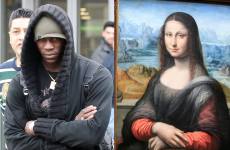 Mario Balotelli is just like the Mona Lisa...