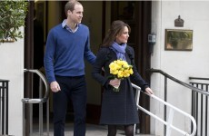 Pregnant Kate discharged from hospital
