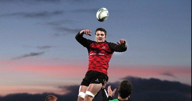 Heineken Cup: Henderson, Trimble preferred for Ulster's Northampton trip