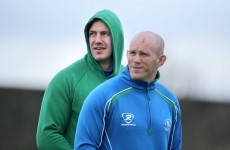 Lock in: McCarthy back in harness for Connacht