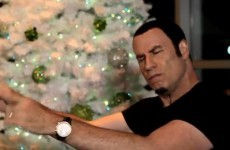 11 worst bits from John Travolta's Christmas video