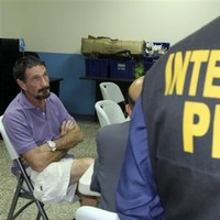 McAfee arrested by Guatemalan police