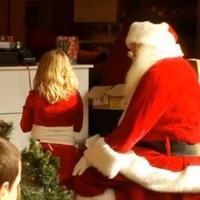 Shopping centre sacks Santa for being rude